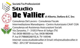 Studio De Vallier STP - Pieve di Soligo (Treviso)
